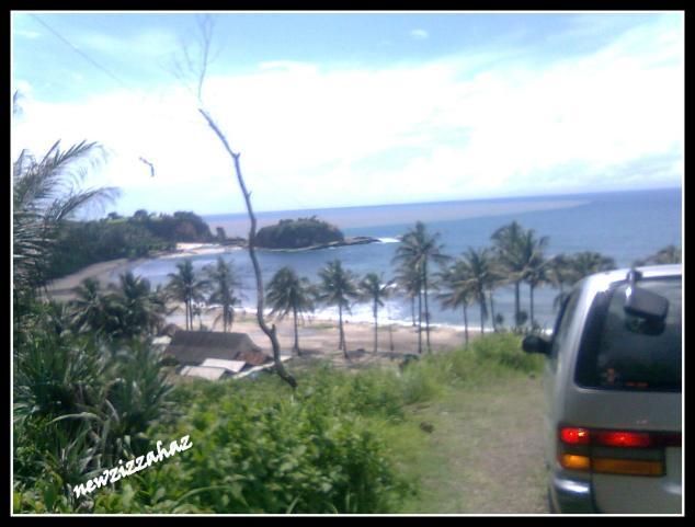Selamat tinggal Pantai Klayar, Insyya Allah akan bertemu lagi