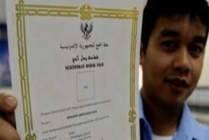 sertifikat badal haji, sumber gambar : replubika.co.id